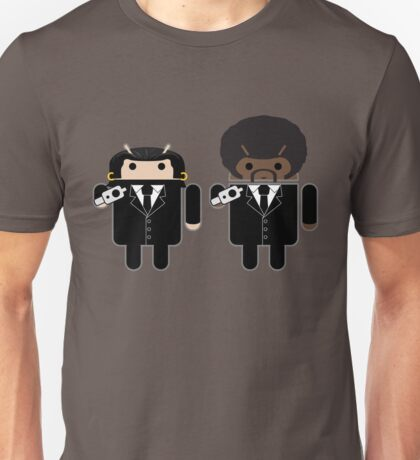 "Say ""Droid"" one more time... Unisex T-Shirt"