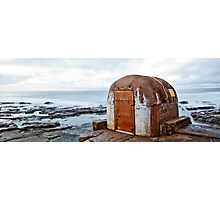 Pump House Newcastle Baths Photographic Print