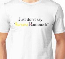 Banana Hammock Unisex T-Shirt