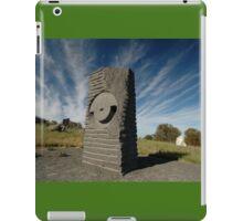 Key Hole Sculpture @ Sculpture Park, Barossa Valley iPad Case/Skin