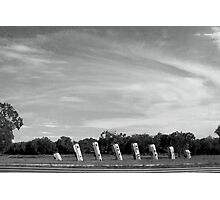 Airstream Ranch Photographic Print