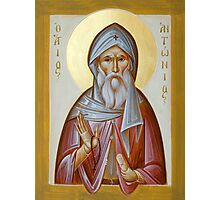 St Anthony the Great Photographic Print