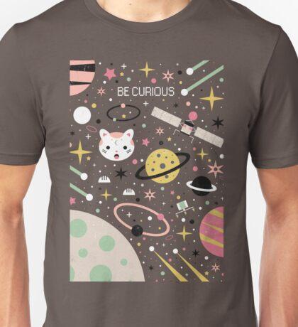 Be Curious  T-Shirt