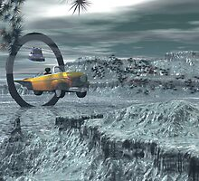 Appolonia Stargate Police2 Hot Pursuit by Sazzart