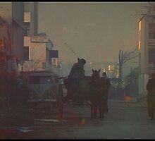 Chicken Street, Kaboul by mel zimmer