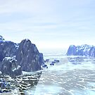 Land of Ice by Phil Perkins