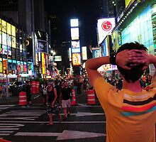 Time Square by Zimmerman