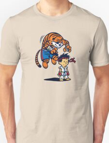 Street Fighter Calvin & Hobbes T-Shirt