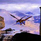 Dragonsflight by alaskaman53
