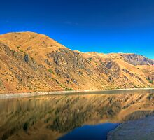 REFLECTIONS ON THE SNAKE RIVER by Joe Powell