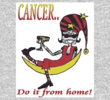 Cancer - do it from home Kids Clothes