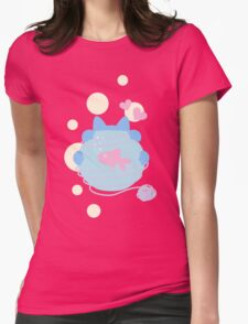 Pastel Wool Web  T-Shirt