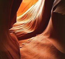 Lower Antelope canyon by Yool