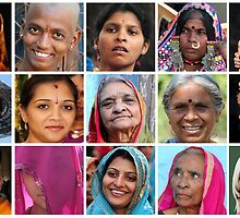 Indian Women by lamiel