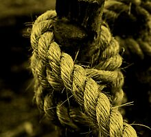 All tied up by moor2sea