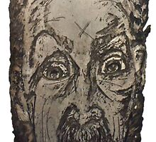 """Charlie"" Etching Plate by DreddArt"