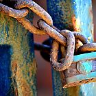 Ye Ole Lock and Chain by Fraida Gutovich