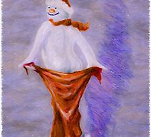The Snowman Breaking The Internet 2. by MARTIN LITHGOW