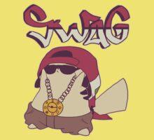 Swagachu Pikaswag Thugachu Kids Clothes