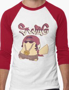 Swagachu Pikaswag Thugachu Men's Baseball ¾ T-Shirt