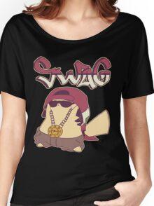 Swagachu Pikaswag Thugachu Women's Relaxed Fit T-Shirt