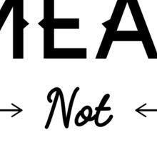 Eat Meat Not Wheat - Paleo/Gluten Free Shirt Sticker