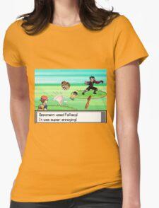Vegan Fallacies Womens Fitted T-Shirt