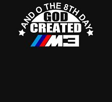 And On The 8th Day God Created BMW M3 Sport Funny Joke Hoodie