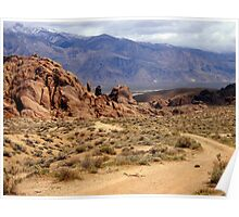 Dirt Road Traveling Dedicated to All Dirt Road Lovers Poster