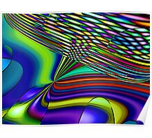 Three Layer Abstract: High in Fiber Optics  (UF0418) Poster
