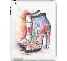 Mary Katranzou Shoes iPad Case/Skin