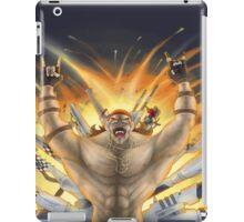 Mr Torgue iPad Case/Skin