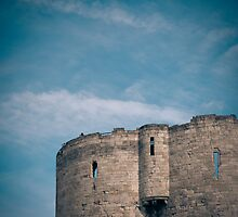 Cliffords Tower by Marian  Hilditch