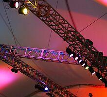 Concert Lights by Christopher Herrfurth