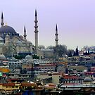 Istanbul by bubblehex08