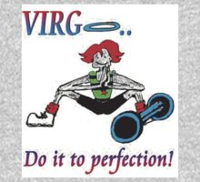 Virgo - do it to perfection Kids Clothes