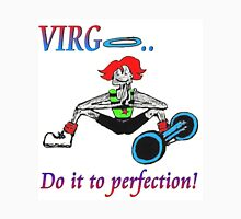 Virgo - do it to perfection Women's Fitted Scoop T-Shirt