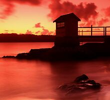 Dusk at  Watsons Bay, Sydney, Australia by maysun