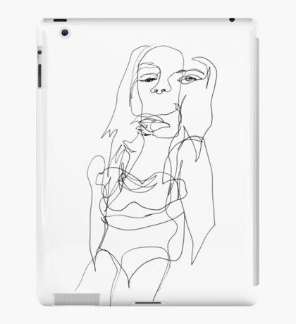 The Model iPad Case/Skin