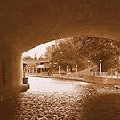 Rideau Canal by Shubd