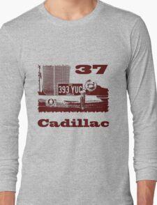 1937 Cadillac Long Sleeve T-Shirt