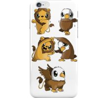Leon and Gryphon Fusion iPhone Case/Skin