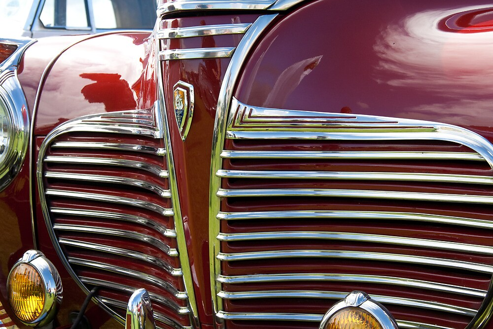 Classic car - 1941 Plymouth by Peter Vines