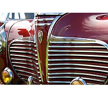 Classic car - 1941 Plymouth Photographic Print