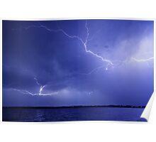 Lightning.... Poster
