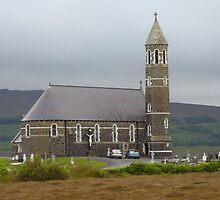 The Lone Church by Fara