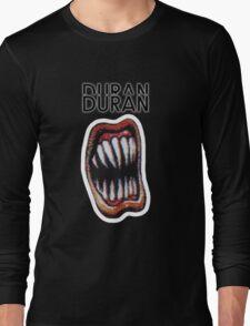 Duran Duran - Paper Gods Live 2015 Logo Long Sleeve T-Shirt