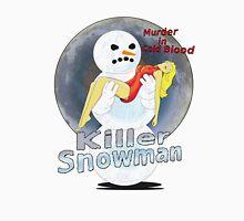 killer snowman Unisex T-Shirt