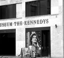 BERLIN - MUSEUM THE KENNEDYS by TCL-Cologne