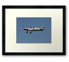 pt 19 a ww2 fighter trainer Framed Print